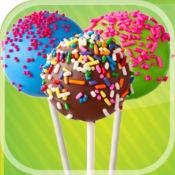 糖果机。免费食物游戏的孩子!请与口味香甜的糖果 HD 1