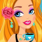 糖糖美容院,幼儿教育游戏,妈妈和孩子们的游戏-EN 1