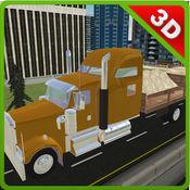 施工现场运输和卡车司机