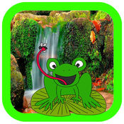 游戏舌青蛙