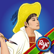 RyeBooks: 神笔马良 -by Rye Studio™ 5