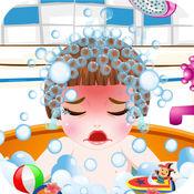 超级宝贝洗澡游戏HD