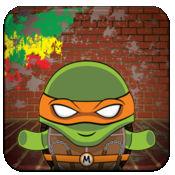 十几岁的龟流行 - 至尊突变武器的守望者 免费