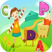 ABC孩子学习词汇英语动物词 1