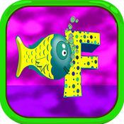 ABC儿童学习词汇英文单词游戏