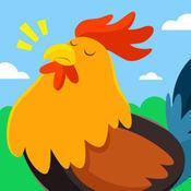 小鸡过马路: 超级小鸡快跑