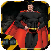 正义必胜:现代超级人类的奇幻逃脱 HD 免费版本 1.1