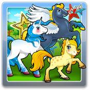 小马漂亮的小游戏 - 我的乐趣可爱的跳版 1.2