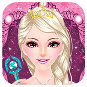 装扮皇家公主℗-甜心娃娃化妆换装游戏