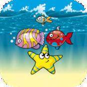 鱼扑灭粉碎 - 免费鱼配对游戏是
