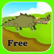 鳄鱼冒险游戏...