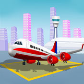 停靠大型喷气式客机