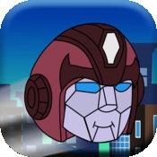 愤怒的机器人短跑 - 史诗般的钢铁机甲跳线 免费 1