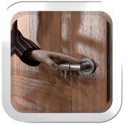 它的时间逃生 - 冒险充满谜题解开门和房间的探讨