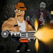 坚韧Gangstars大战僵尸入侵 - 审判日防御射击游戏 1.1