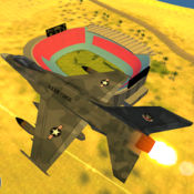 空战模拟游戏...
