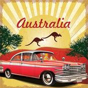 赛车澳大利亚...