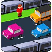 小鸡过路——最搞笑紧张惊险马路游戏!