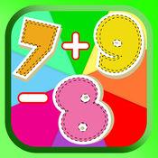 游戏 数学 宝宝 数学 数学加减 加 教數學 1