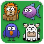 动物配对游戏免费