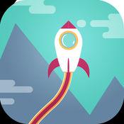 火箭形状世界Escaper