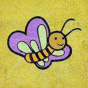 昆虫彩色貼紙 - 将昆虫加至您的照片,更改它的颜色 1.6