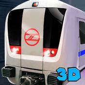德里地铁列车驾驶仿真器 Full