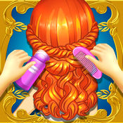 公主沙龙-最美新娘盘发 1.0.0