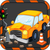 Extreme Traffic - 汽车游戏方向盘 gt4赛车游戏 1
