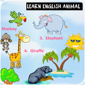 学习英语的动物