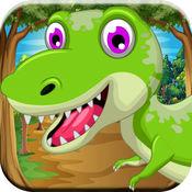 孩子们的恐龙游戏