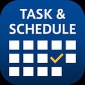 Task&Schedule メモ帳みたいに使えるタスク・スケジュール管理帳