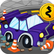 Highway Traffic Rush  1