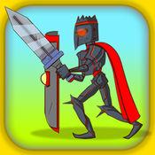 骑士不死领主 - 中世纪射击骷髅僵尸塔防游戏