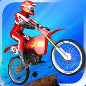 疯狂摩托车 - 赛车游戏