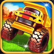 3D越野赛车游戏-四驱车跑车