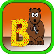 ABC儿童学习英语动物词酷游戏 1