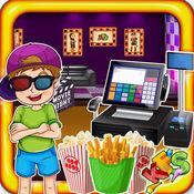 电影收款机 - 儿童教育游戏
