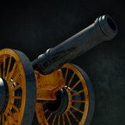 的海盗游戏:射击...