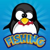 企鵝的釣魚遊戲免費為孩子們