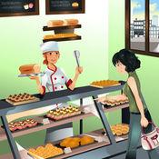 面包店店铺管理游戏