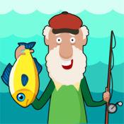 老人狩猎与时间的赛跑鱼