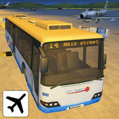3D高仿机场巴士停车大挑战 豪华版 1