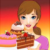 甜心妈妈学做蛋糕