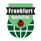 法兰克福旅游指南地铁德国甲虫离线地图 Frankfurt travel guide and offline city map, BeetleTrip Frankfurt bahn metro train trip advisor