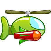 武装直升机突袭 - 直升机战争游戏 1