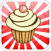糖果和蛋糕甜糖拉什 Candy and Cupcake Sweet Sugar Rush