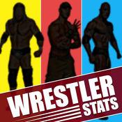 摔跤统计狂热的摔跤手和天后 1