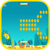 小黄色潜水艇战舰无声驾驶攻击2D免费游戏