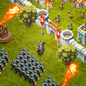 Lords  Castles - Medieval War Strategy MMO Games